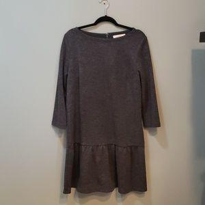 LOFT Sweatshirt Dress